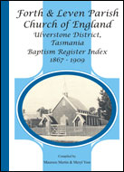 Forth Leven Parish Baptisms